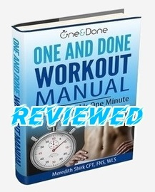 The One And Done Workout
