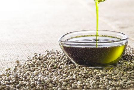 Hemp oil products