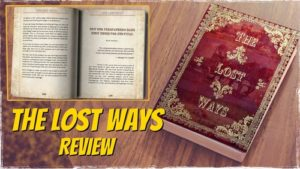 the lost ways banner