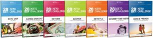 28-Day Keto Challenge bundle
