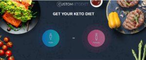 Custom Keto information