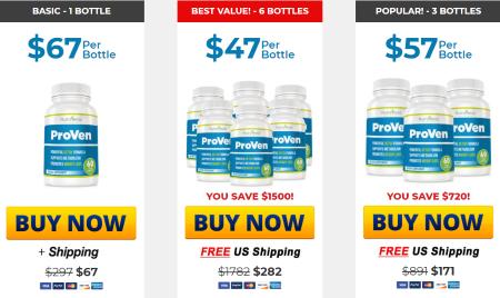 ProVen prices