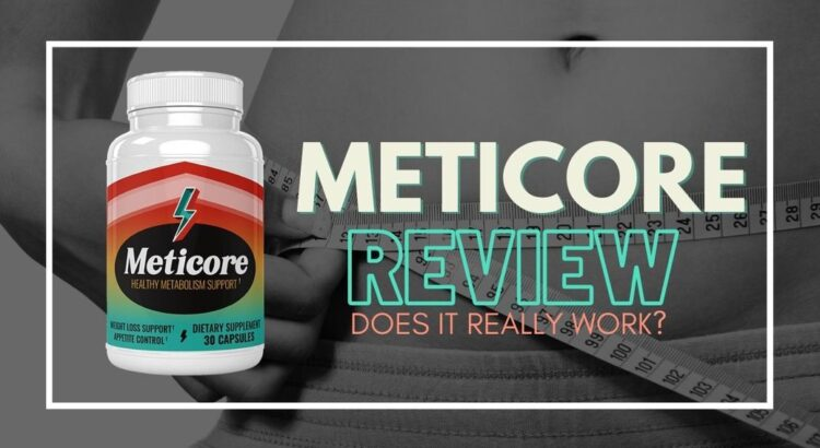 Meticore Review