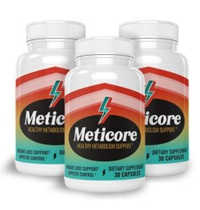 meticore bottles review