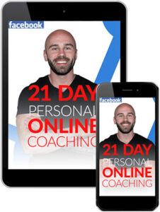 21 Day Online Coaching